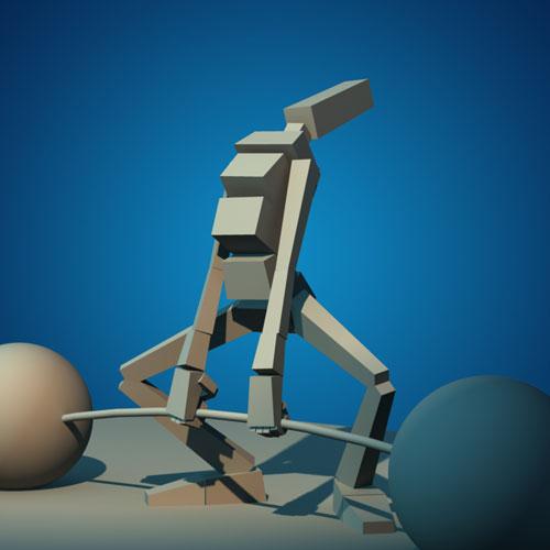 Онлайн курс Основы 3D анимации