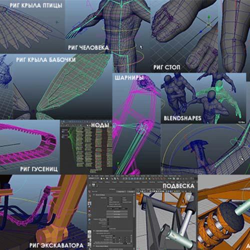 Онлайн курс Лицевая анимация: Крупный план